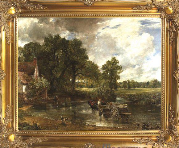 John Constable The Hay Wain