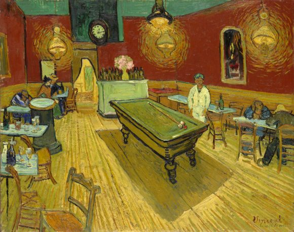 Night Cafe by Van Gogh