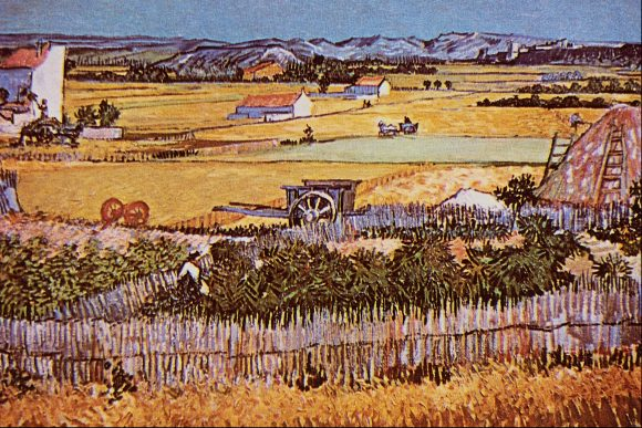 The Harvest by Van Gogh