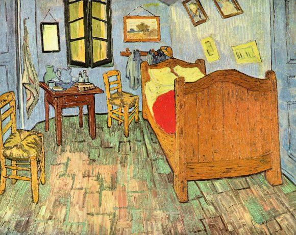 Van Gogh's Bedroom by Van Gogh
