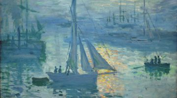 sunrise 2 by Monet